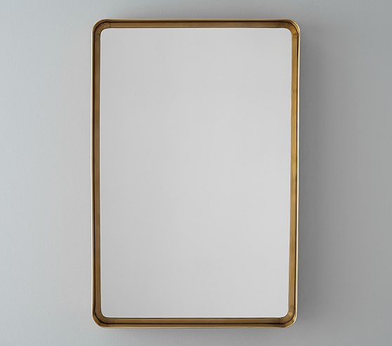 Gold Ledge Mirror In 2020 Mirror Designs Kids Mirrors