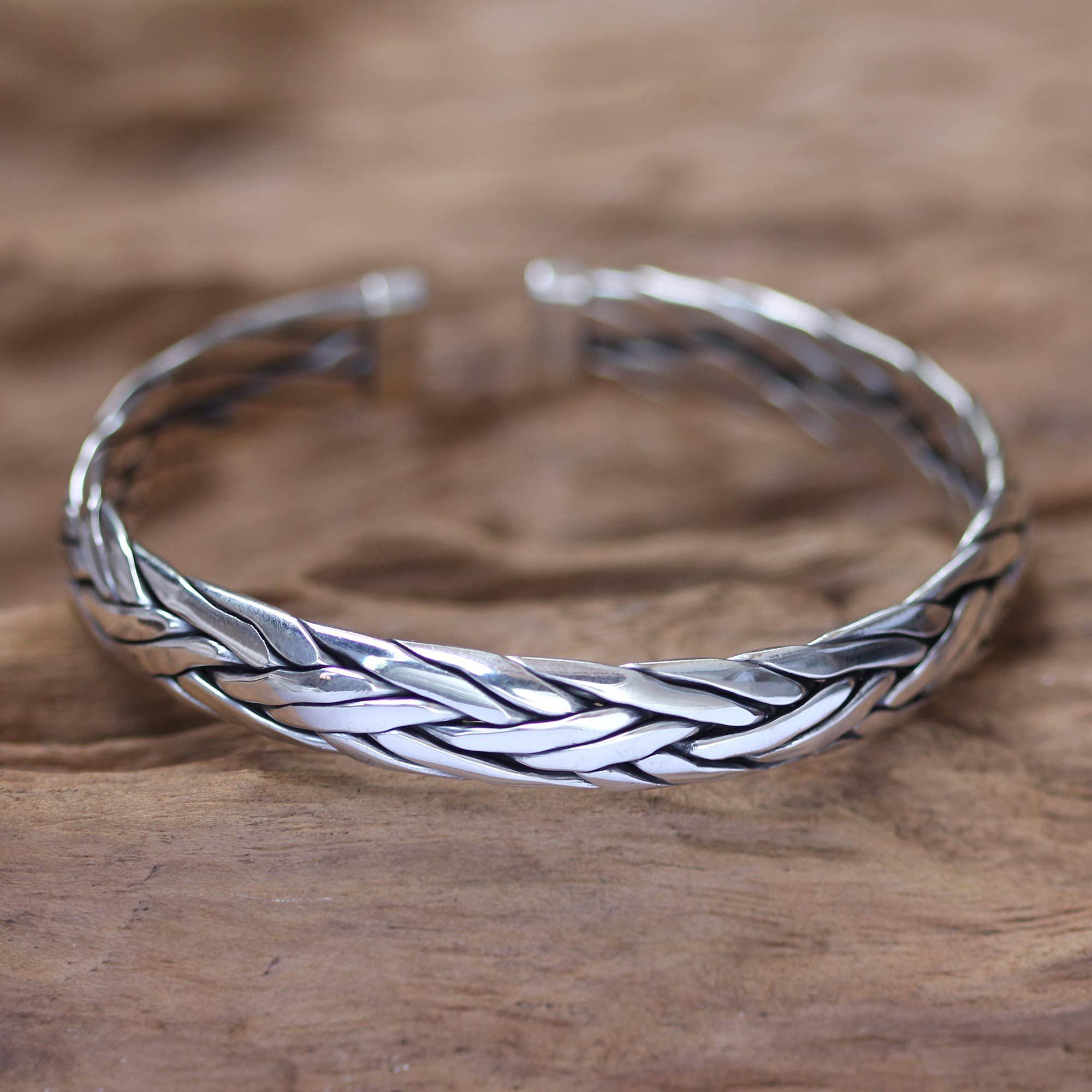 mens silver bracelets indian - Google Search | jewelery ...