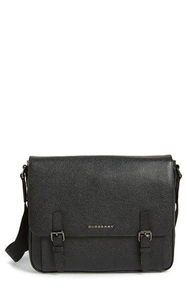 2b31b36e8 Burberry 'Ellison' Leather Messenger Bag available at #Nordstrom ...