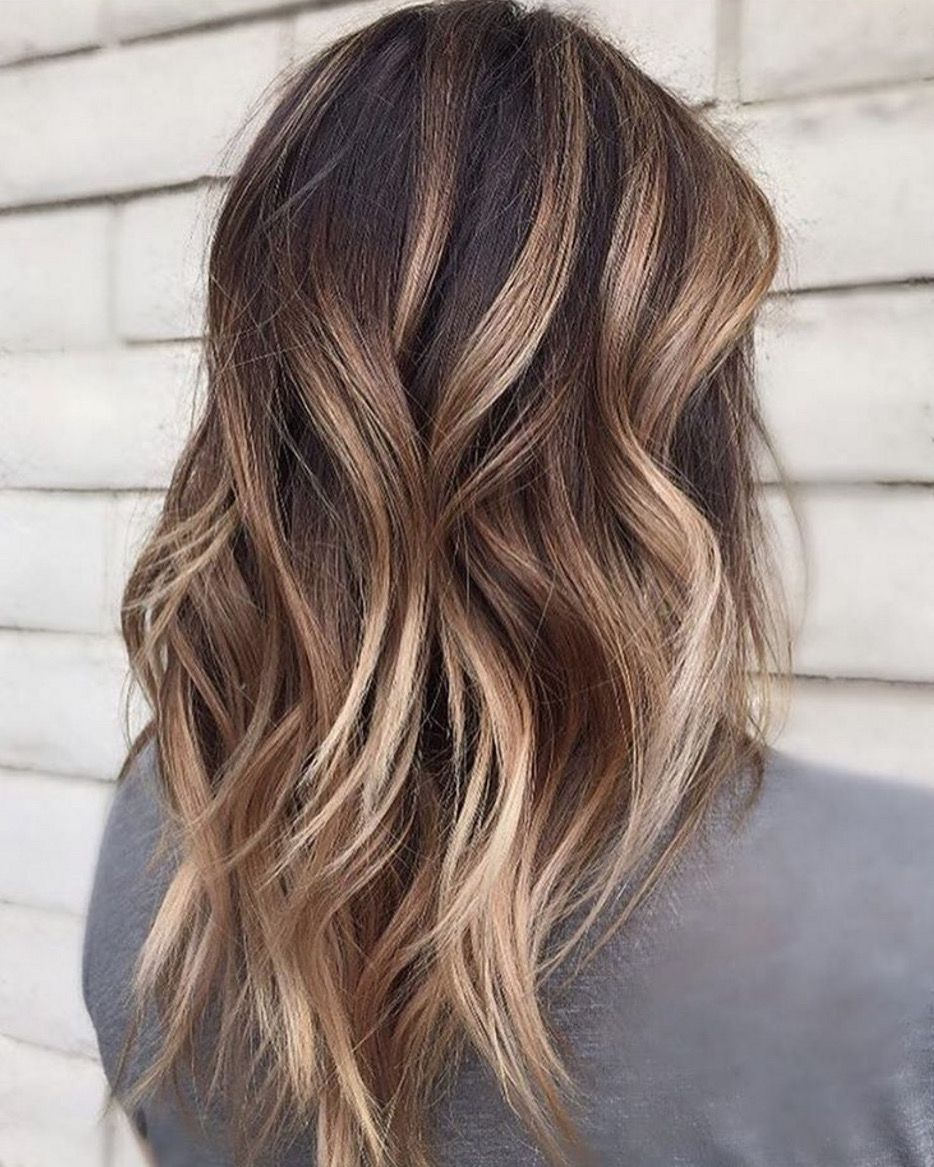 Bronde Balayage Hair Color Idea | Hair in 2019 | Balayage ...