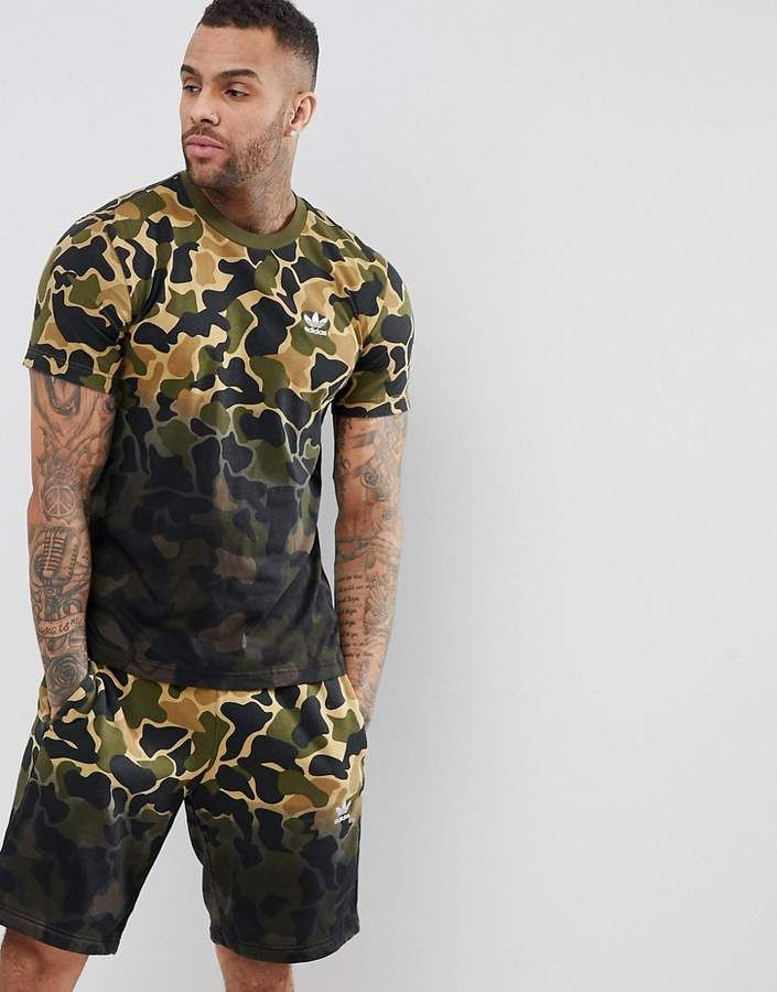 2018 Green Products Camo Originals CE1548 In Tee adidas in ZxT6pq0Hn
