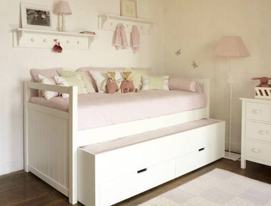 Cama nido infantil mixta jetclass real furniture for Habitacion infantil cama nido