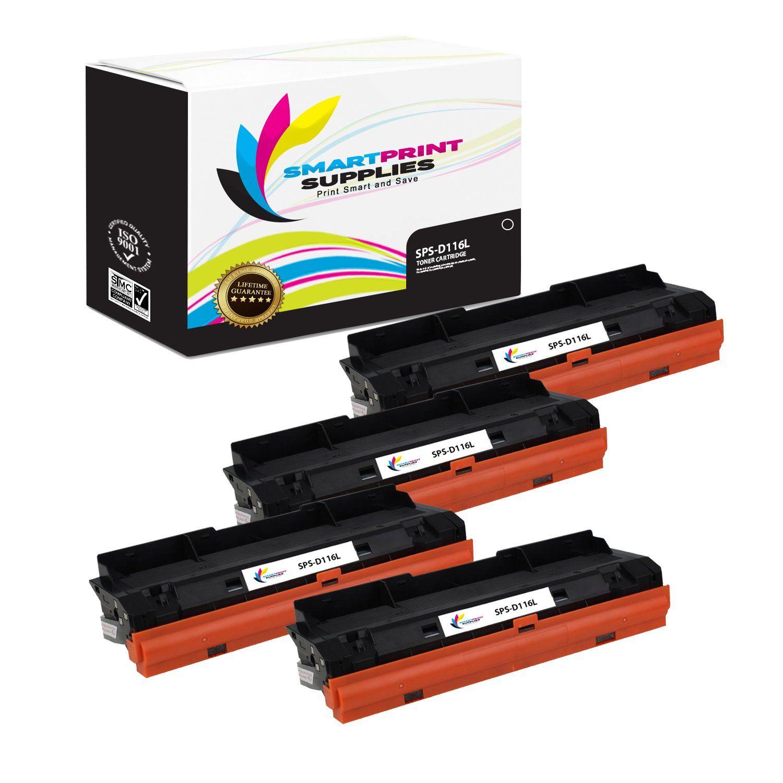 Smart Print Supplies Compatible Mlt D116l Black High Yield Toner Cartridge Toner Cartridge Toner Cartridges
