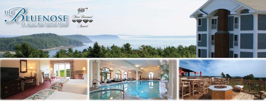 Mount Desert Island Maine Bar Harbor Attractions Near The Bluenose Inn A Clic Hotel And Resort Spa Restaurant More