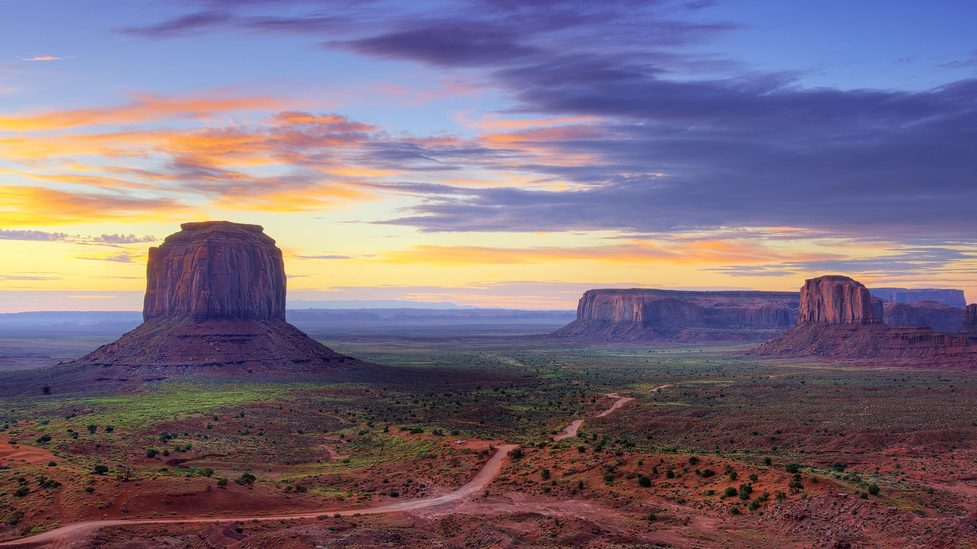 Utah Monument Valley United States Usa National Park Arizona