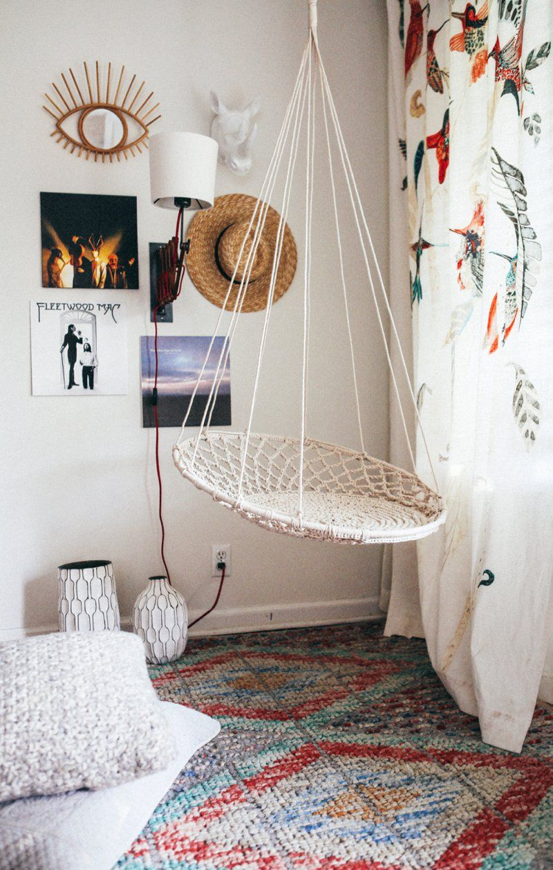 Urban outfitters bedroom - Cuzco Hanging Chair