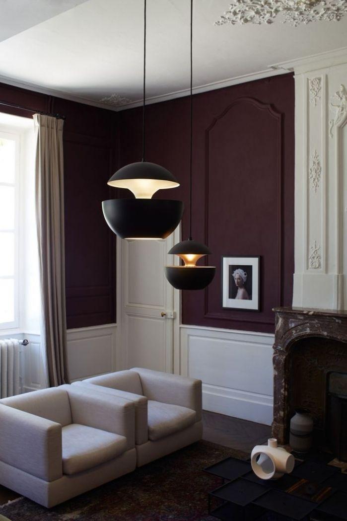 Wunderschöne Wohnzimmer Pendelleuchte | Wohnzimmer Lampen ...