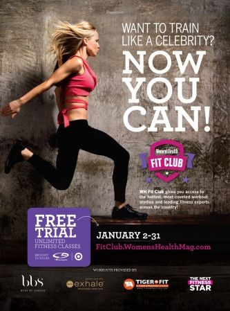women's health to launch virtual workout program  workout