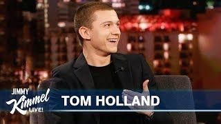 Tom talks about working with the Russo brothers in Cleveland, going to Browns games, working for his brother, hiring his other brother as his personal chef, making the movie Spies in Disguise with Will Smith, taking a carpentry course, and the call he had (three pints in)...    #jimmy #jimmykimmel #jimmykimmellive #latenight #talkshow #funny #comedic #comedy #clip #comedian #meantweets #TomHolland #Spider-Man #Spiderman #Marvel #MCU #SpiesinDisguise #Animation #WorldPremiere #PeterParker