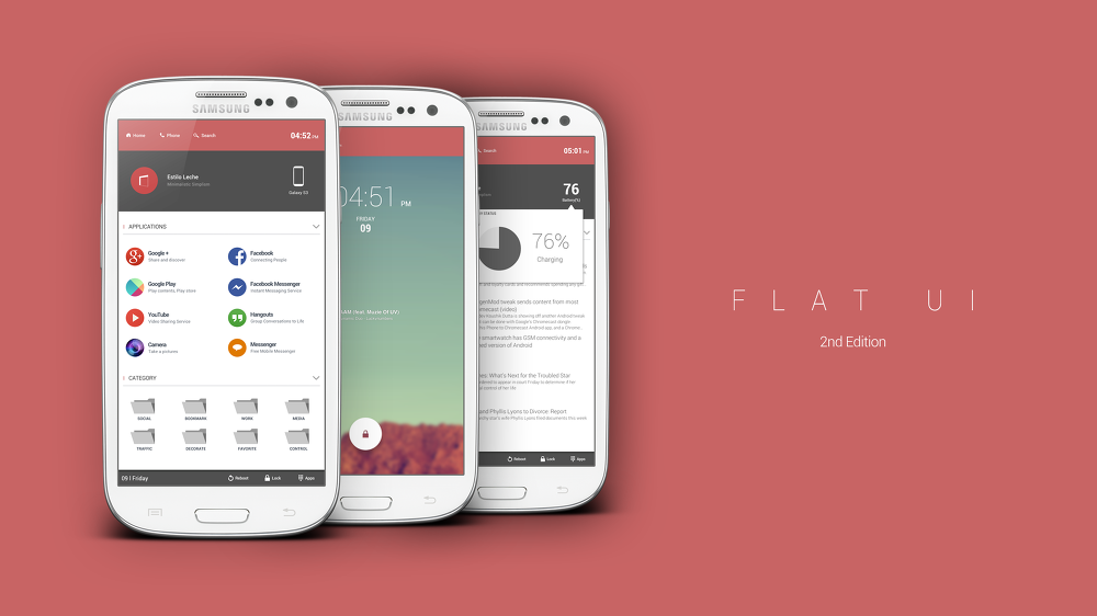 Buzz Launcher apk Theme Android App Free Download Best