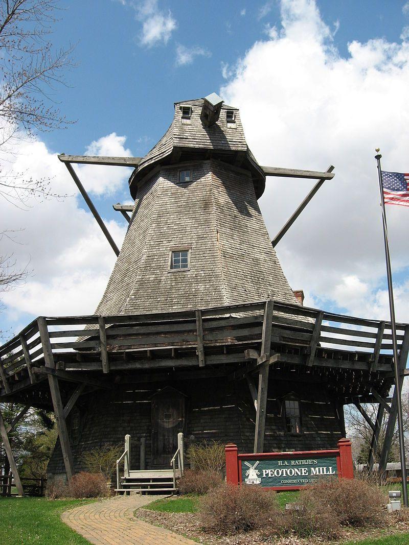 Illinois will county peotone - Peotone Mill In Will County Illinois