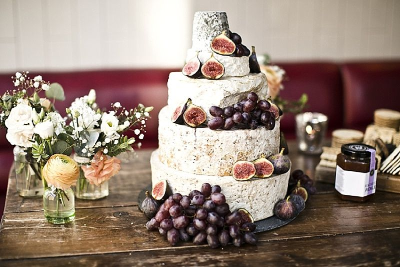A Laid Back London Wedding At The Horniman Museum With A Peach And - Selfridges Wedding Cakes
