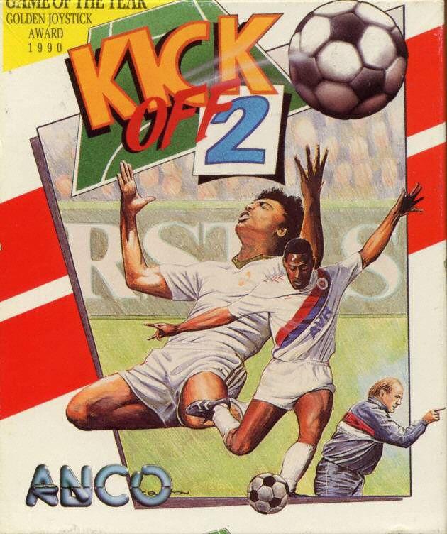 Kick Off 2 - Amiga 500