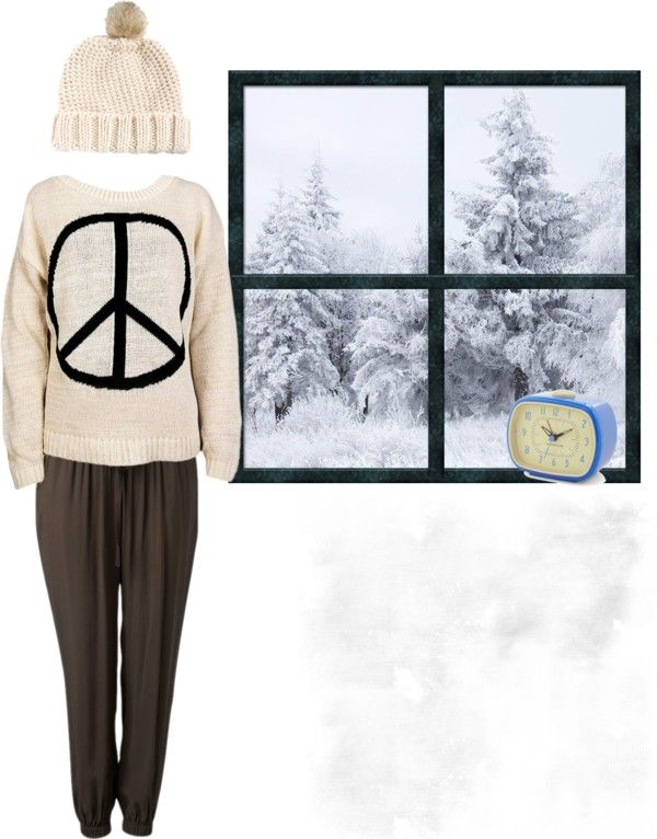 """When it gets cold..."" by missmollierose ❤ liked on Polyvore"