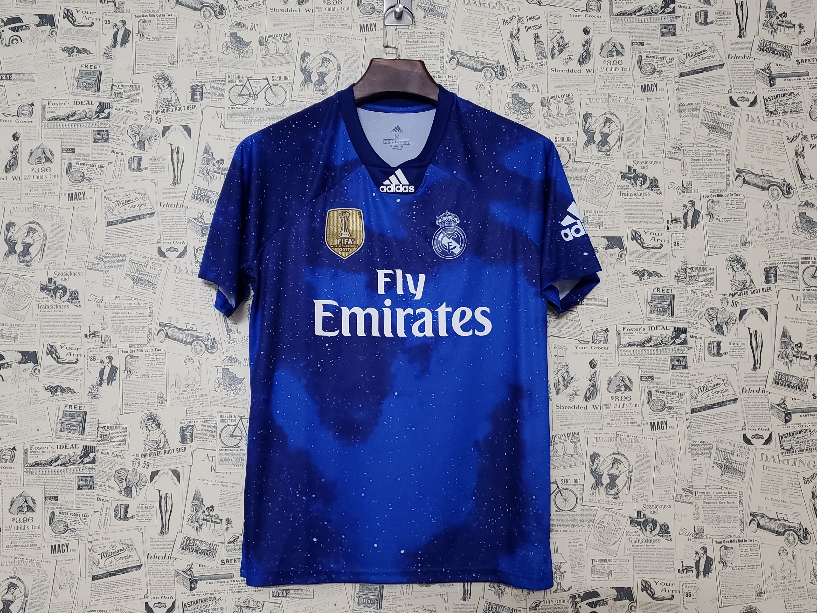 Camisa Real Madrid Ea Sports Acesse Nosso Site Para Comprar Camisa Adidas Camisa Camisa Real Madrid