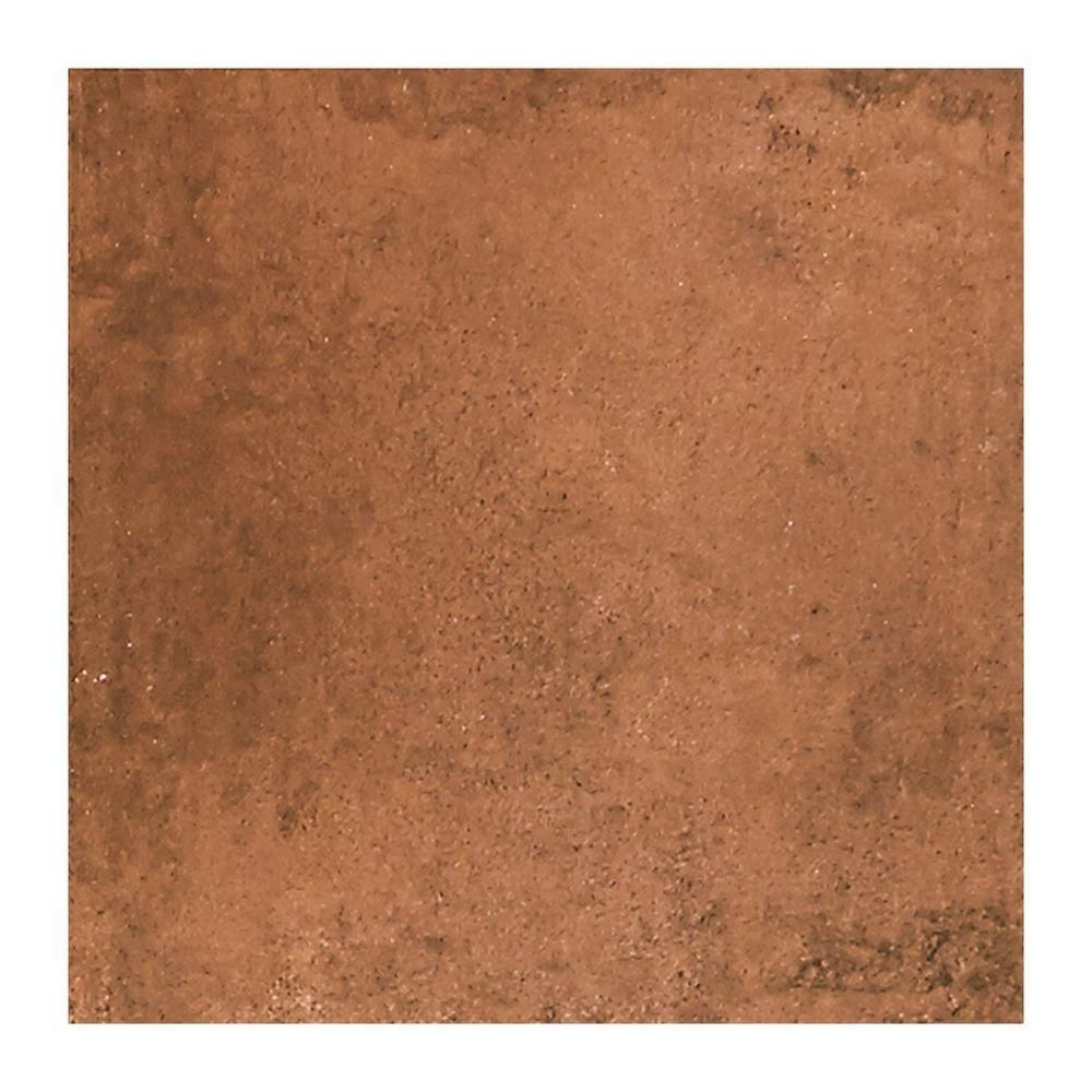Marazzi Studio Life Black Terracotta 12 In X 12 In Glazed Porcelain Floor And Wall Tile 14 55 Sq Ft Case Sl471212hd1p6 The Home Depot Porcelain Flooring Flooring Wall Tiles