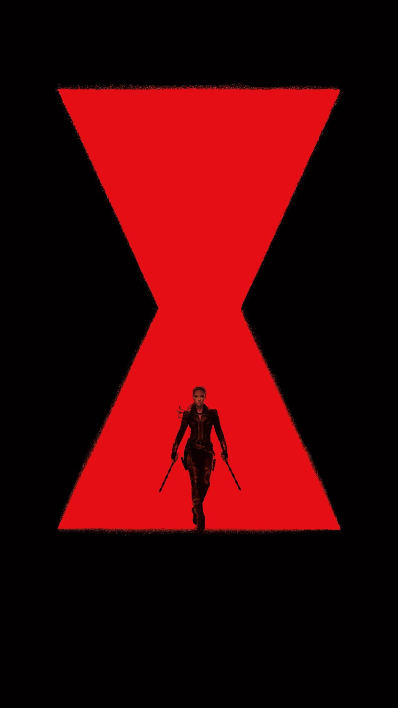 Black Widow (2021) Phone Wallpaper | Moviemania
