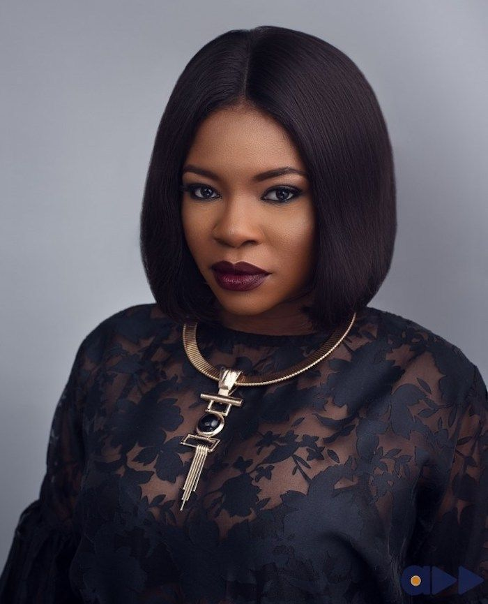 10 Nigerian Celebrities Who Slayed In The Trending Bob Hairstyle Celebrities Bob Hairstyles Korean Fashion