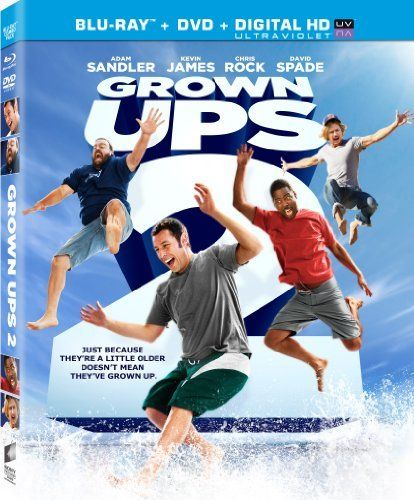 Grown Ups 2 (Two Disc Combo: Blu-ray / DVD + UltraViolet Digital Copy) Blu-ray ~ Adam Sandler, http://www.amazon.com/dp/B0090SI55A/ref=cm_sw_r_pi_dp_Fn8osb09NWQF4