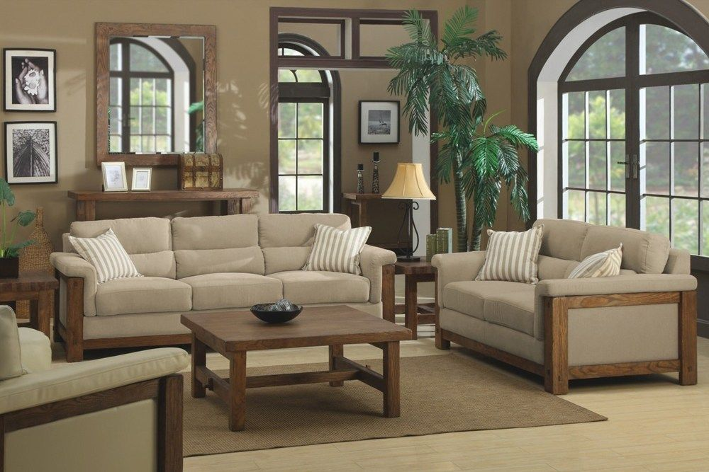 Classic Living Room Chairs Blinds Vs Curtains Sofa Set Wood Furniture The Best Table Wooden Sofas Design