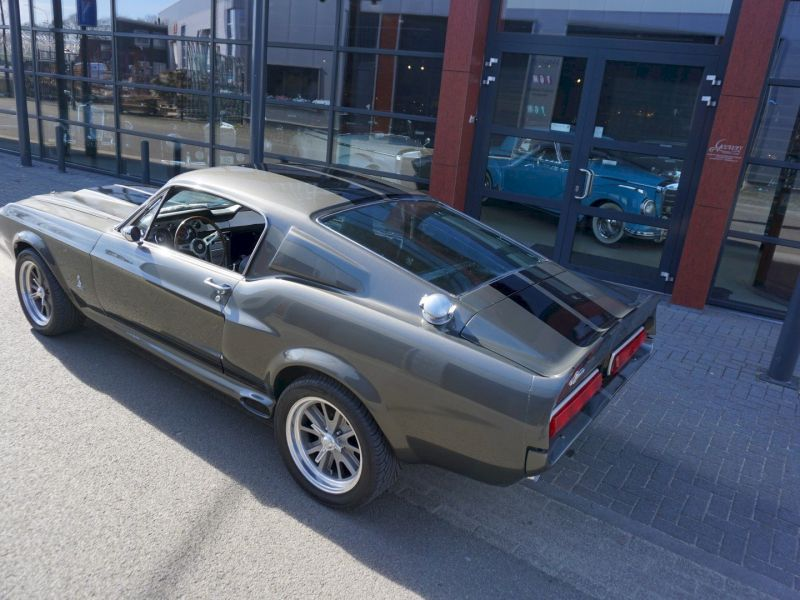 Ford Mustang Fastback Eleanor Gt500 Ford Mustang Fastback