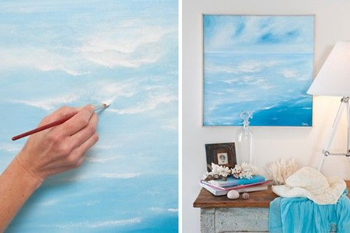 Click Button To Shop Beach Inspired Affordable Luxury Wall Art