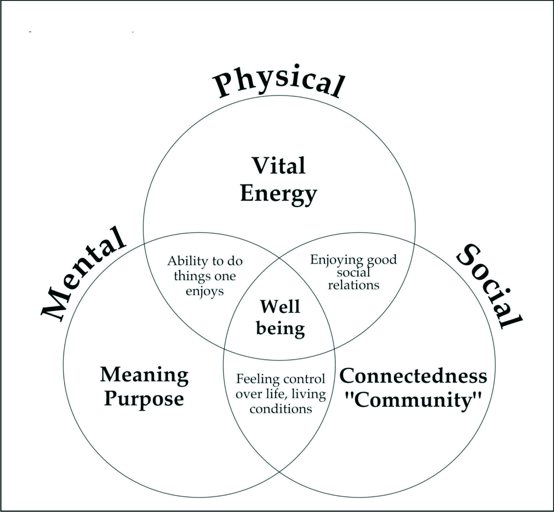 Physical Health Is The State Of Being Free From Illness Or