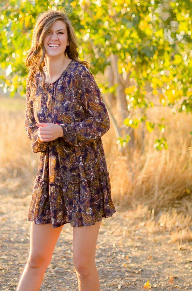 Aurora Dress  #FallFashion #FallTrends #Style #SuburbanGirlBoutique #Dress #Trendy