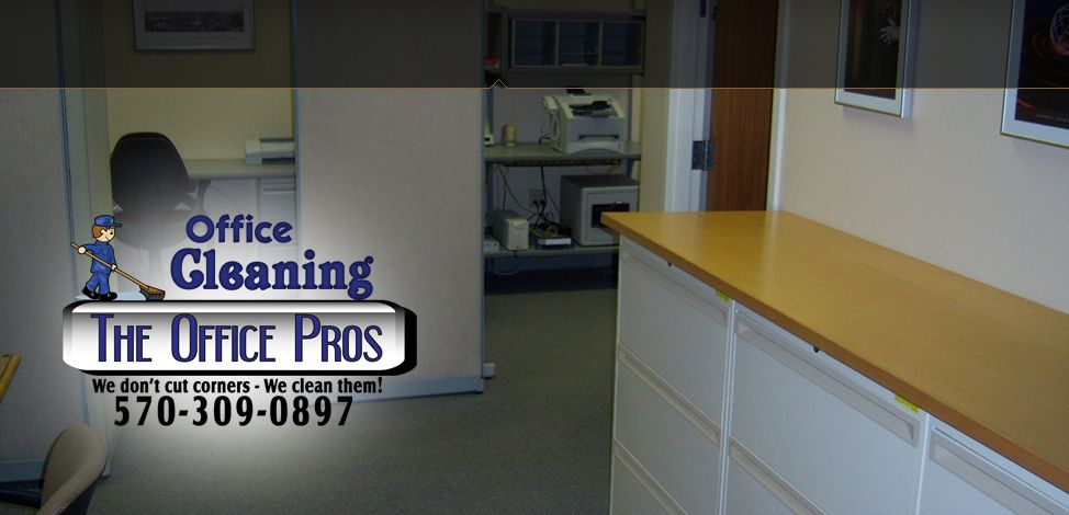Office Building Cleaning Services Scranton, Wilkes Barre