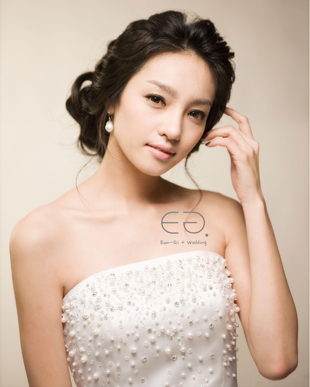 ♡Korean Wedding Makeup & Hairstyle EunGi + Wedding