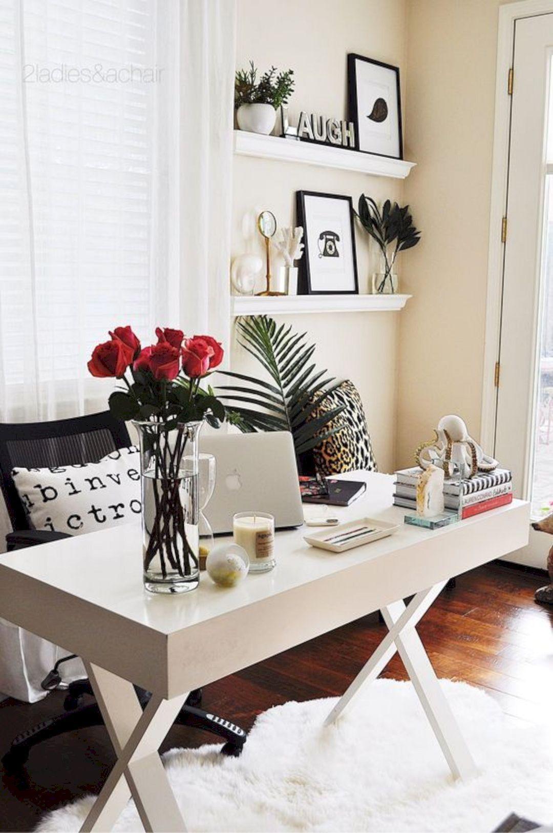 21 Modern Home Office Furniture Ideas Beautiful