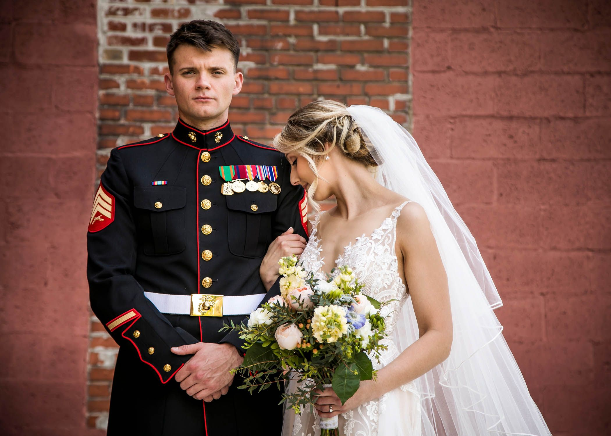 Marine Wedding Marine Wedding Army Wedding Bride And Groom Pictures