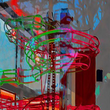"Saatchi Online Artist Pavel Rehurek; New Media Art, ""Complexity No. 15"" #art"