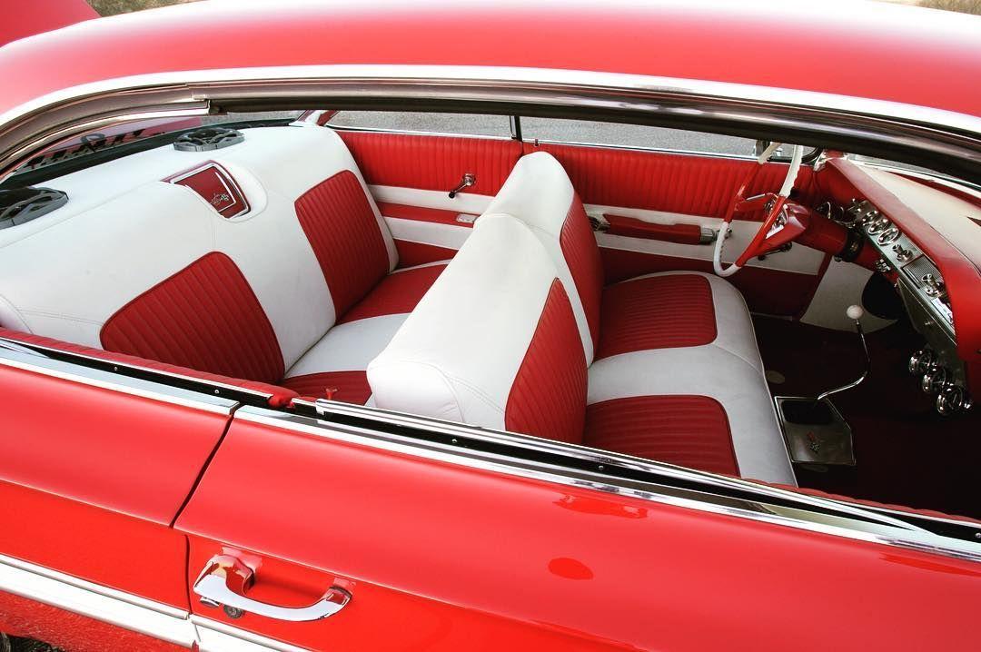 Fesler Built 1961 Impala Automotive Restoration Impala