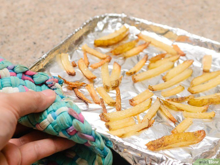 what is the best way to reheat mcdonald's french fries
