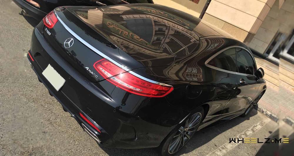 مرسيدس بنز اس كلاس كوبيه أناقة واداء فاخرين موقع ويلز Benz S Class Benz S Sports Car