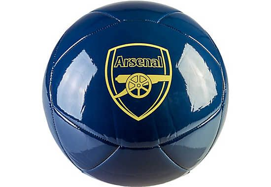 77165378a Puma Arsenal FC Cannon Ball. Perfect for Gooners! It's at www.soccerpro.com