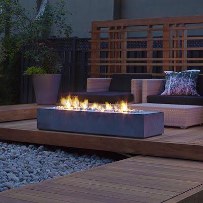 Buzz Deco Design Magazine Decoration Maison Outdoor Robata Feuerstelle Garten Aussenterasse Und Design Fur Aussenkuche