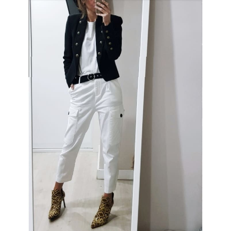 Susana Pinheiro On Instagram Morning Spring Outfits Pantsuit Fashion