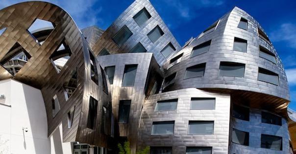 Project Lou Ruvo Brain Institute Las Vegas Nevada Designer Gehry Partners Amazing Architecture Architecture Architecture Building