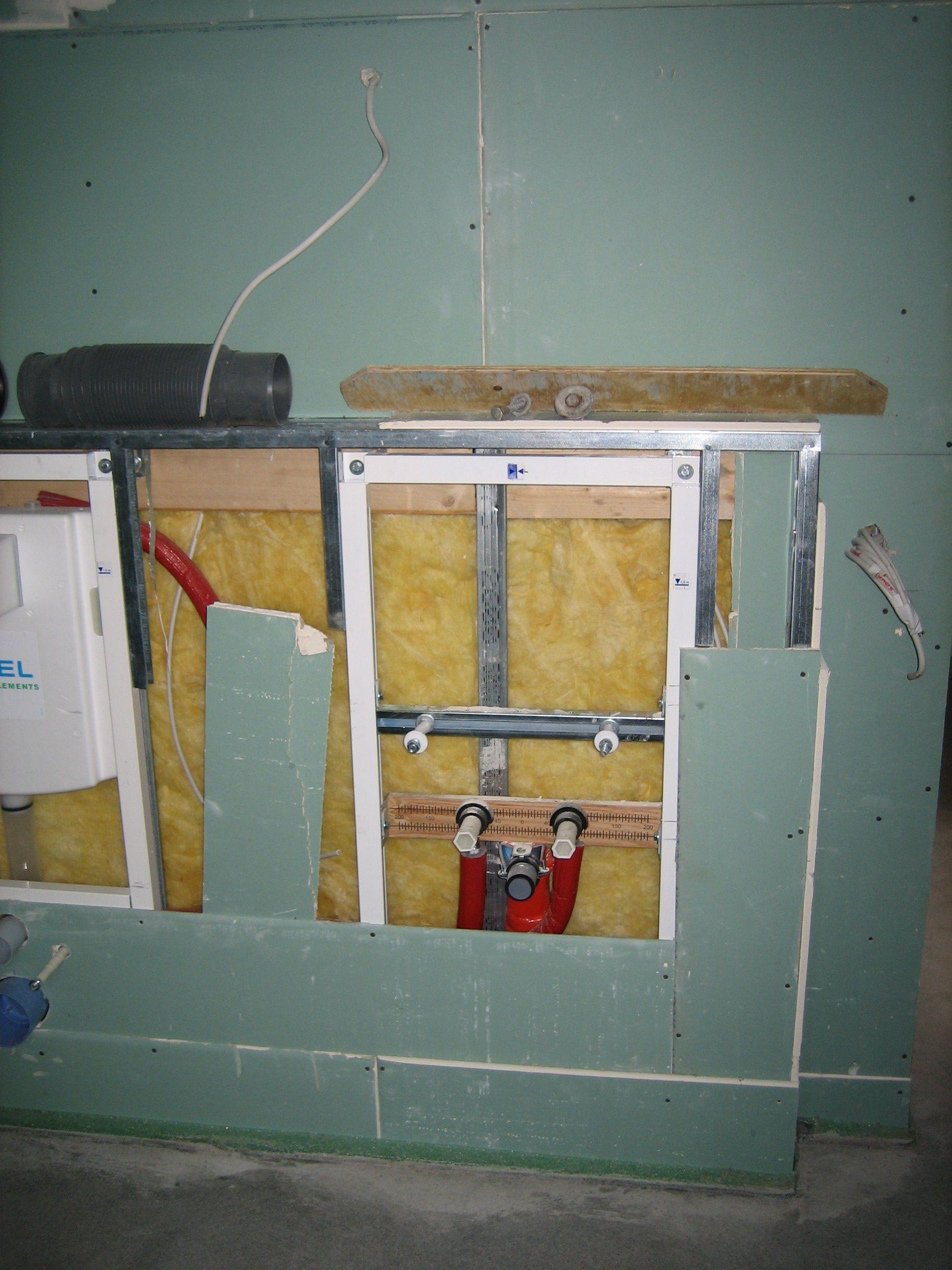Trockenbau Systeme Im Badezimmer  Badezimmer renovieren, Baden
