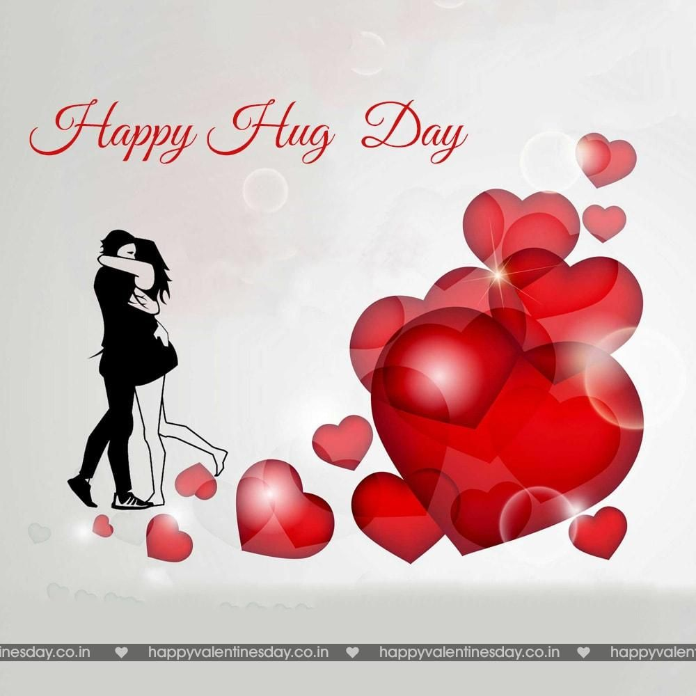 Hug Day Free Valentine Day Cards Valentines Day Pictures Pinterest