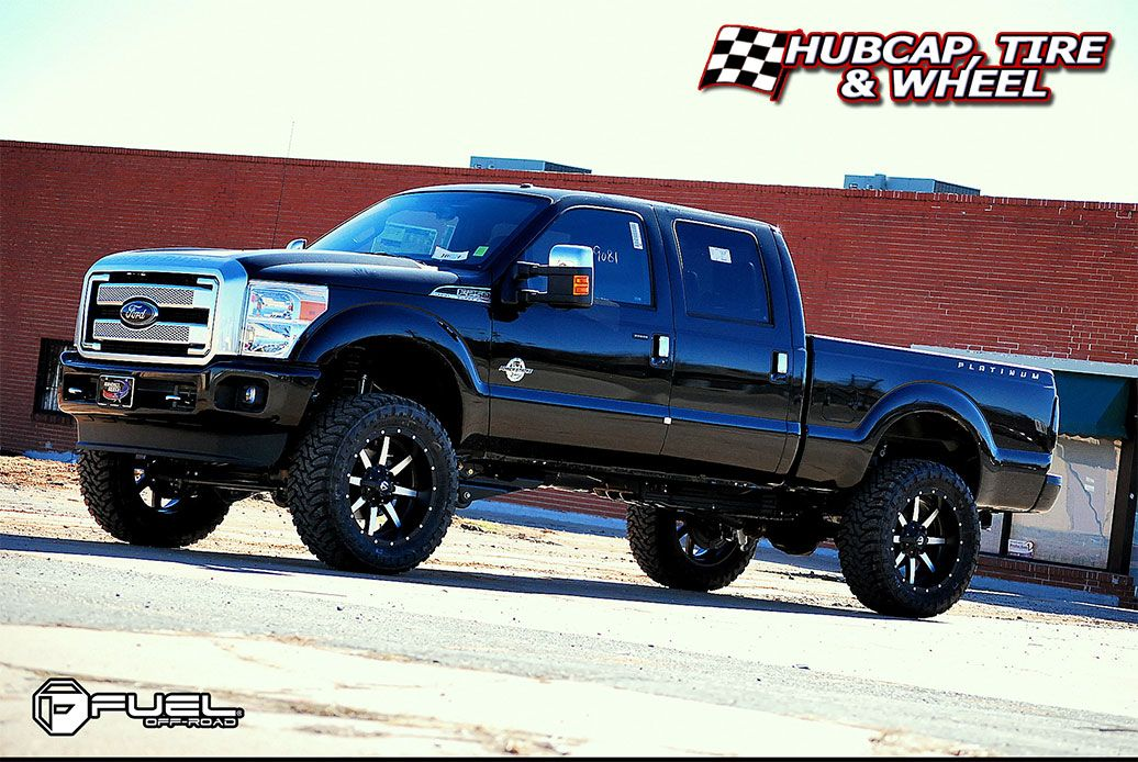 Ford F250 Wheels >> Fuel D538 Maverick Fuel Wheels In Action Ford Super