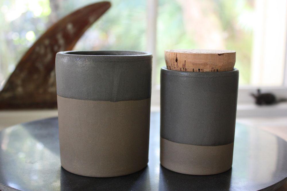 Chocolate Stoneware