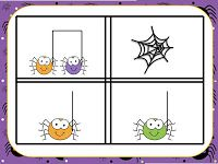 Creepy Crawly Spider song using cute spiders.. nothing scary!