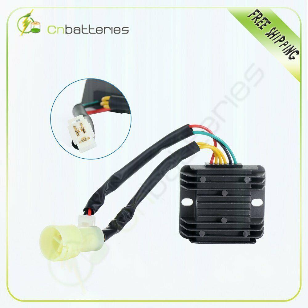 small resolution of  ebay advertisement voltage rectifier regulator for fourtrax honda atv 300 trx300 2x4 4x4