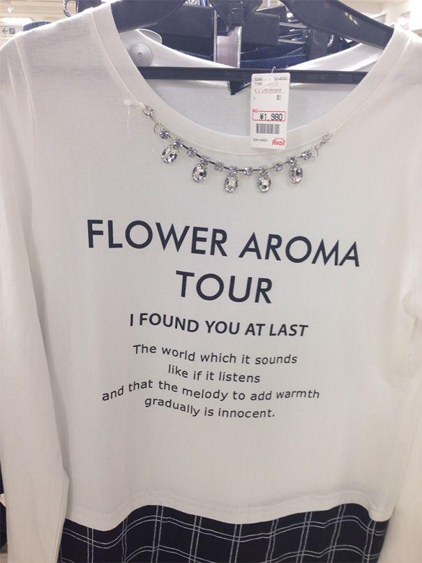 bf1e95e4 Ultimate engrish t-shirts in Asia dump   ENGRISH   Japanese clothing ...