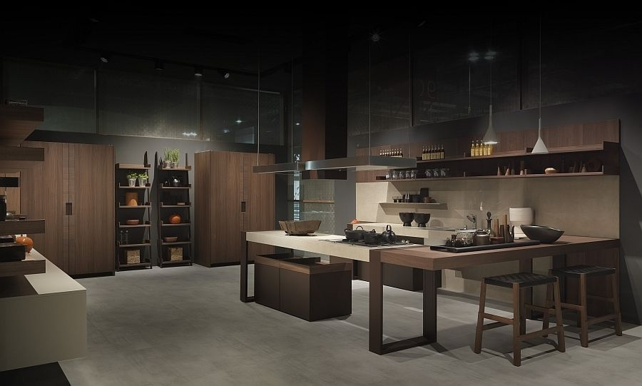 Pedini is an italian company specialized in top class modern and minimalist kitchen designs that are essential element  also stylish by decorar rh pinterest