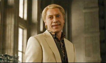 Javier Bardem como el malo de la última película de James Bond #skyfall #007 #actors #celebrities #people