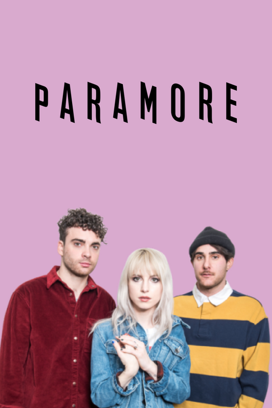 Paramore Phone Wallpaper